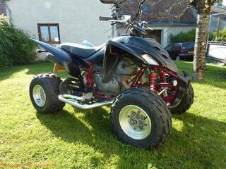 Quad Yamaha 350 Raptor