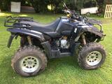 Quads black triton 400cc