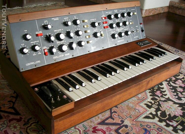 Ra minimoog model D-synthesizer 115854732