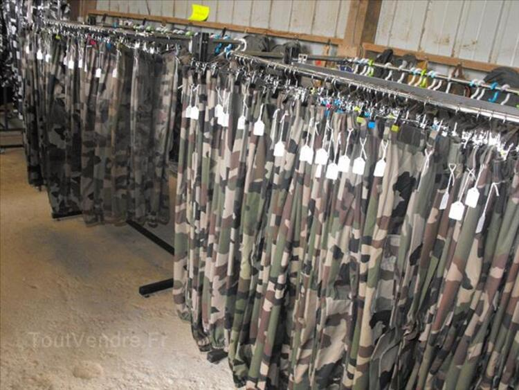 Rachat vêtements effets militaires gendarmerie armée 103019100