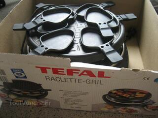 Raclette-Grill électrique  TEFAL