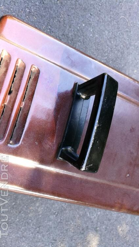 Radiateur électrique nomade THOMSON  fonte émaillée Vintage 576730229