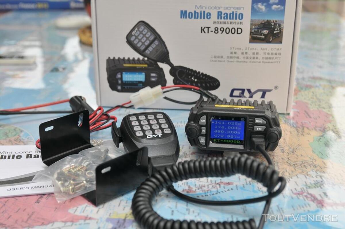 Radio mobile VHF-UHF 25Watts 528210873