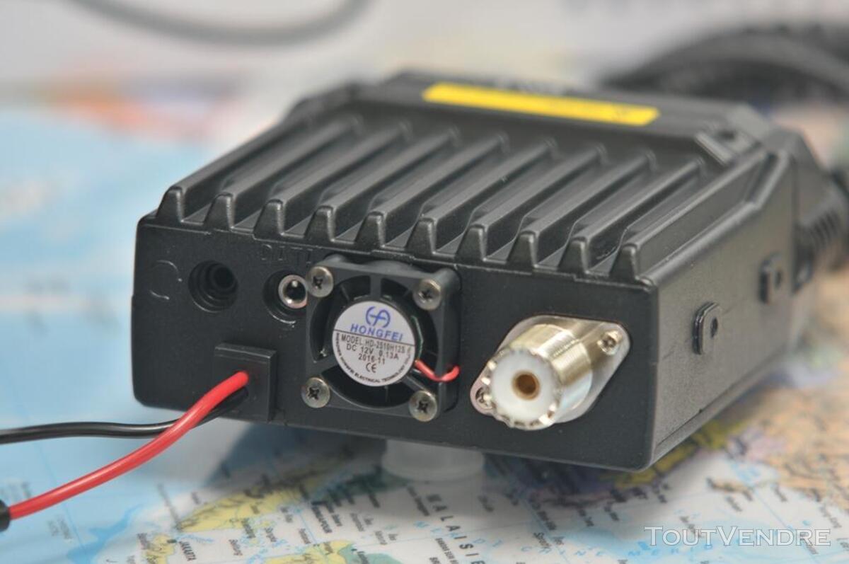 Radio mobile VHF-UHF 25Watts 528210876