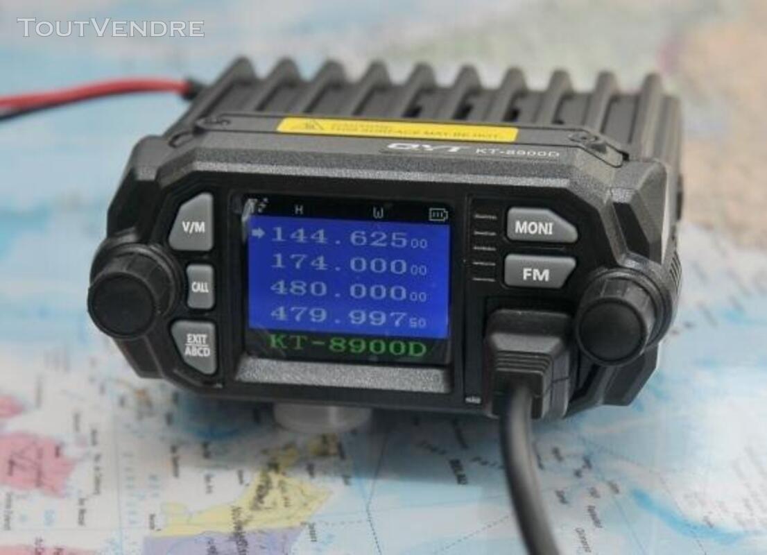 Radio mobile VHF-UHF 25Watts 528210879