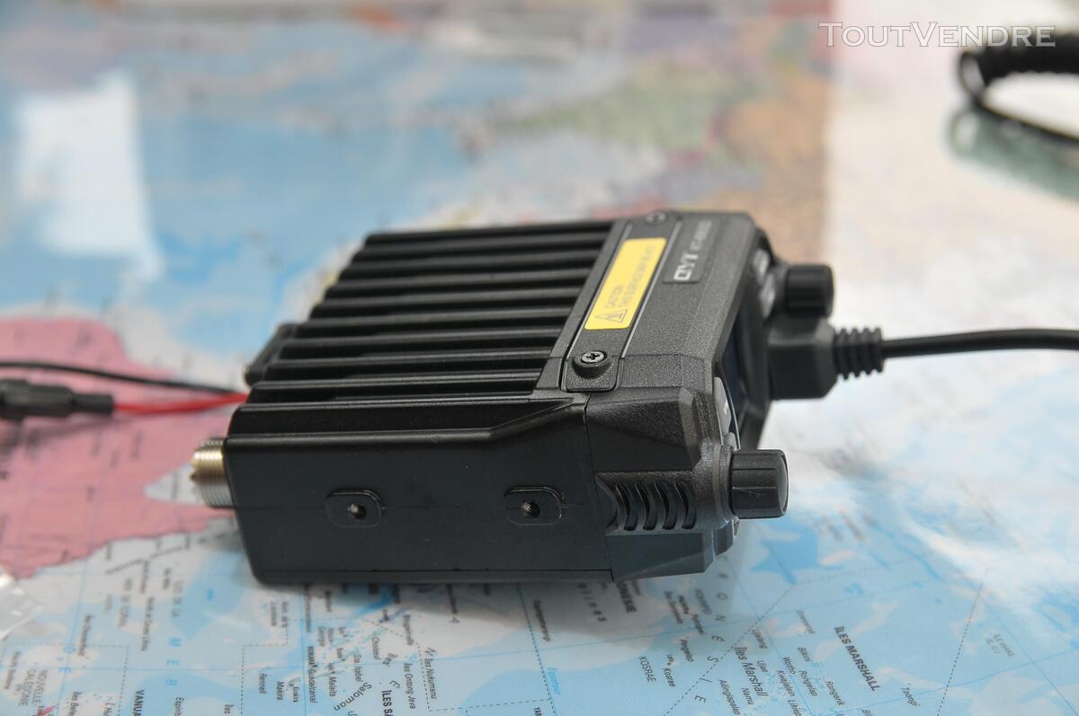 Radio mobile VHF-UHF 25Watts 528210882