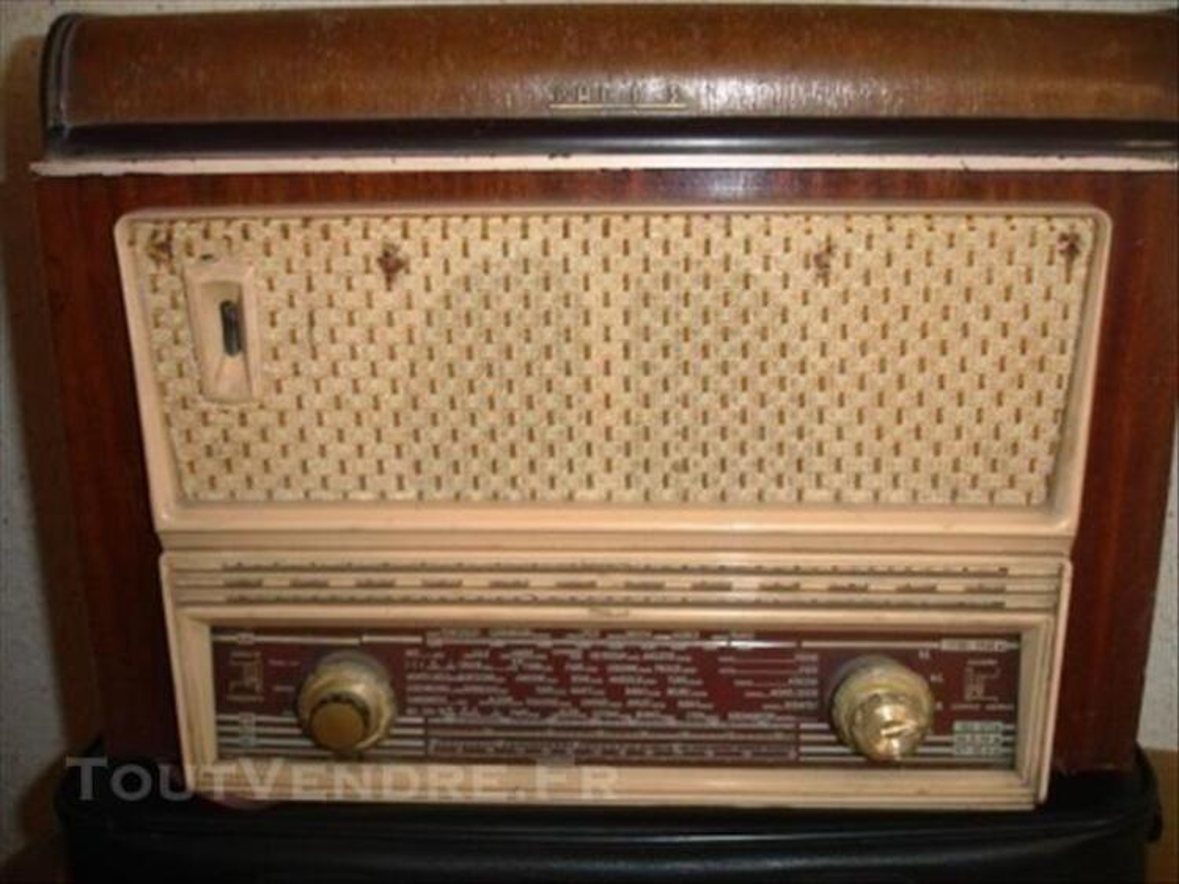 RADIO TSF A LAMPES 77362511