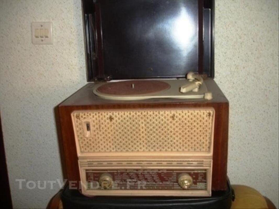 RADIO TSF A LAMPES 77362512