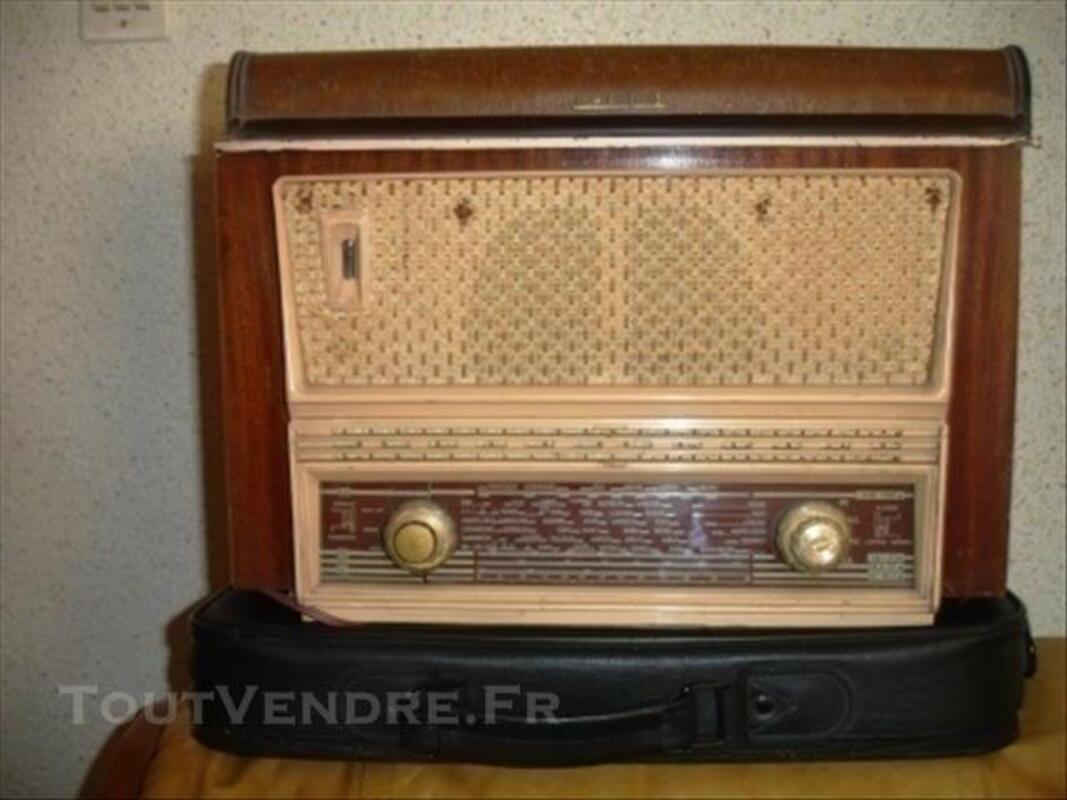 RADIO TSF A LAMPES 77362513