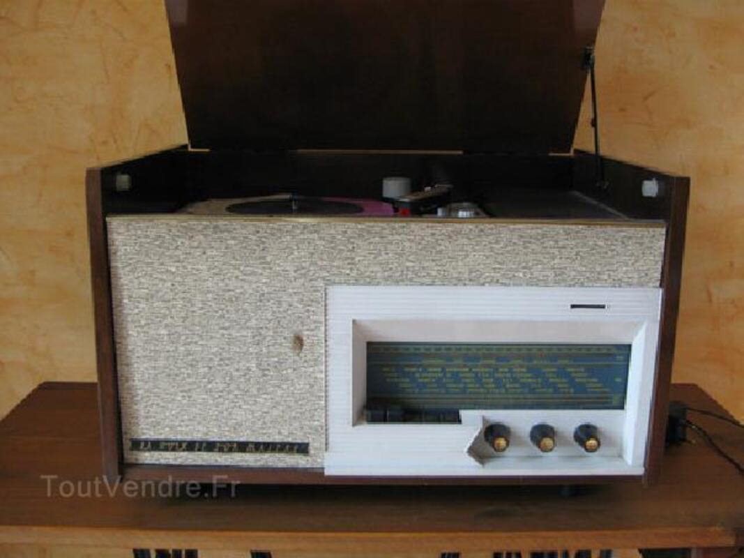 RADIO TSF AVEC TOURNE DISQUES 90872452