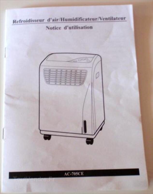Rafraîchisseur d'air - Ventilateur - Humidificateur 89275028