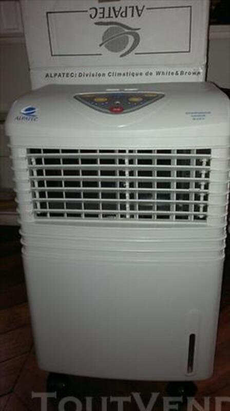 Rafraichisseur, ventilateur, ionisateur Alpatec R1 670 85882291