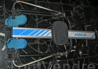 Rameur Fitness AVIRO 66