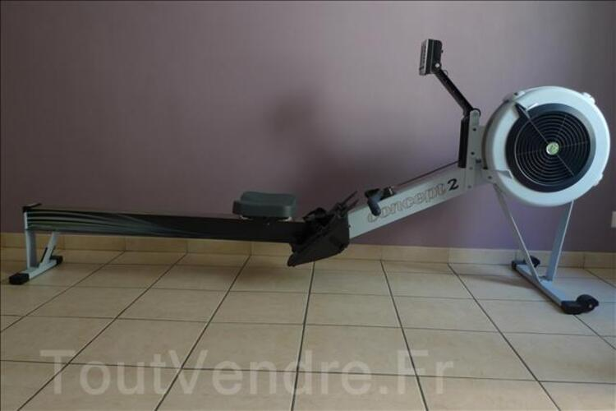 Rameur pliable concept 2 NEUF 15718251