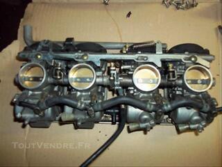 Rampe de carburateurs carbu KAWASAKI 600 ZZR 1998 carbu