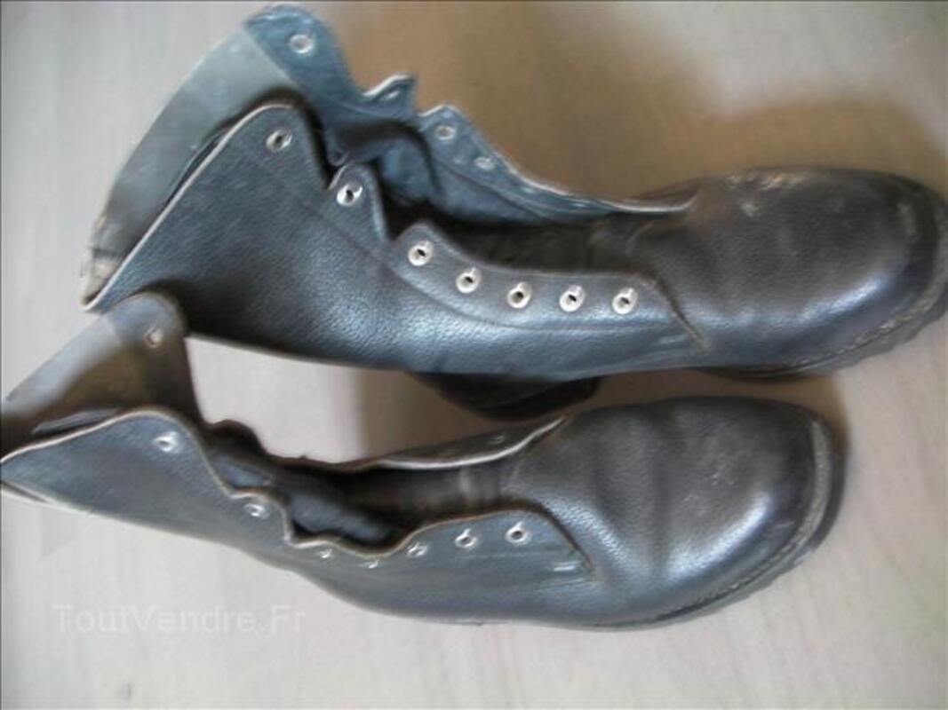 Rangers en cuir noir 35520122