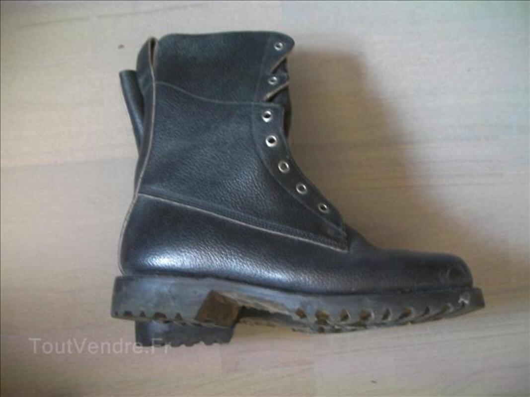 Rangers en cuir noir 35520124
