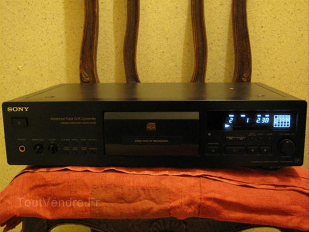 RARE LECTEUR CD SONY HT DE GAM./ DA CONVERTER ETAT NEUF 87025367