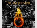 RARE OOP Dream Theater Live Scenes from New York (Original a