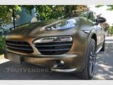 Rare PORSCHE CAYENNE S Covering TOTAL