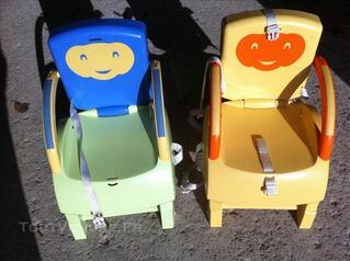 Réhausseurs de chaises enfant       lolo77