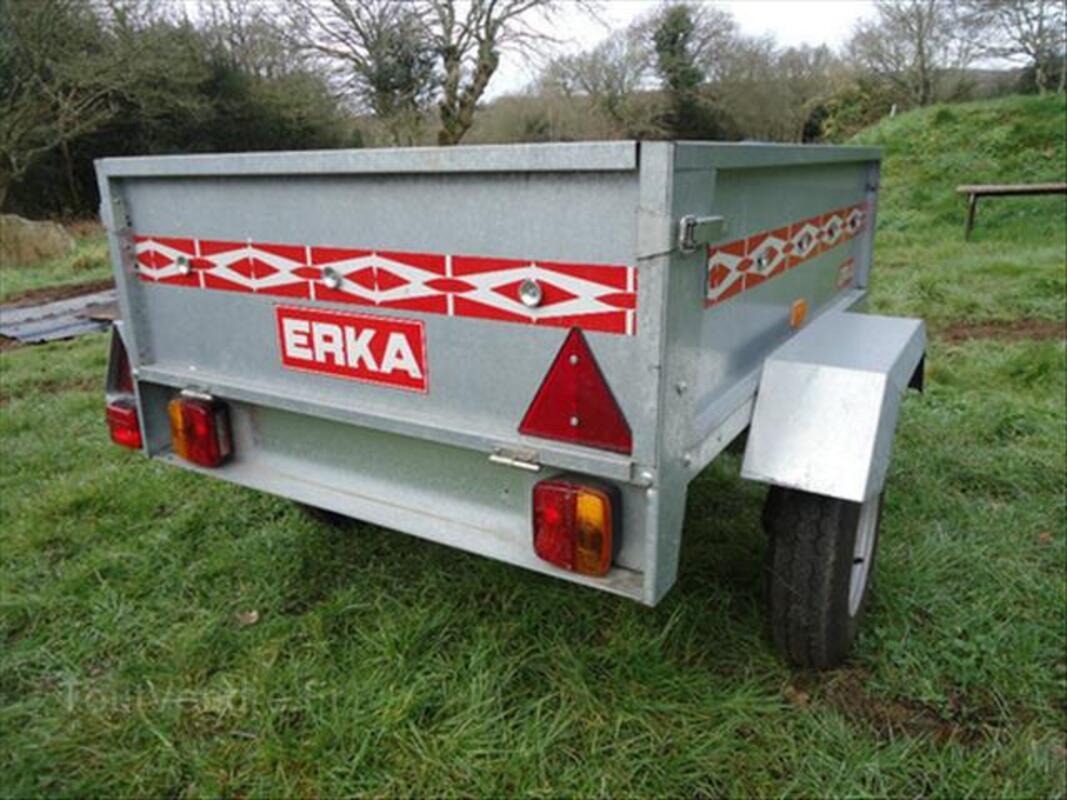 Remorque ERKA basculante 88259324