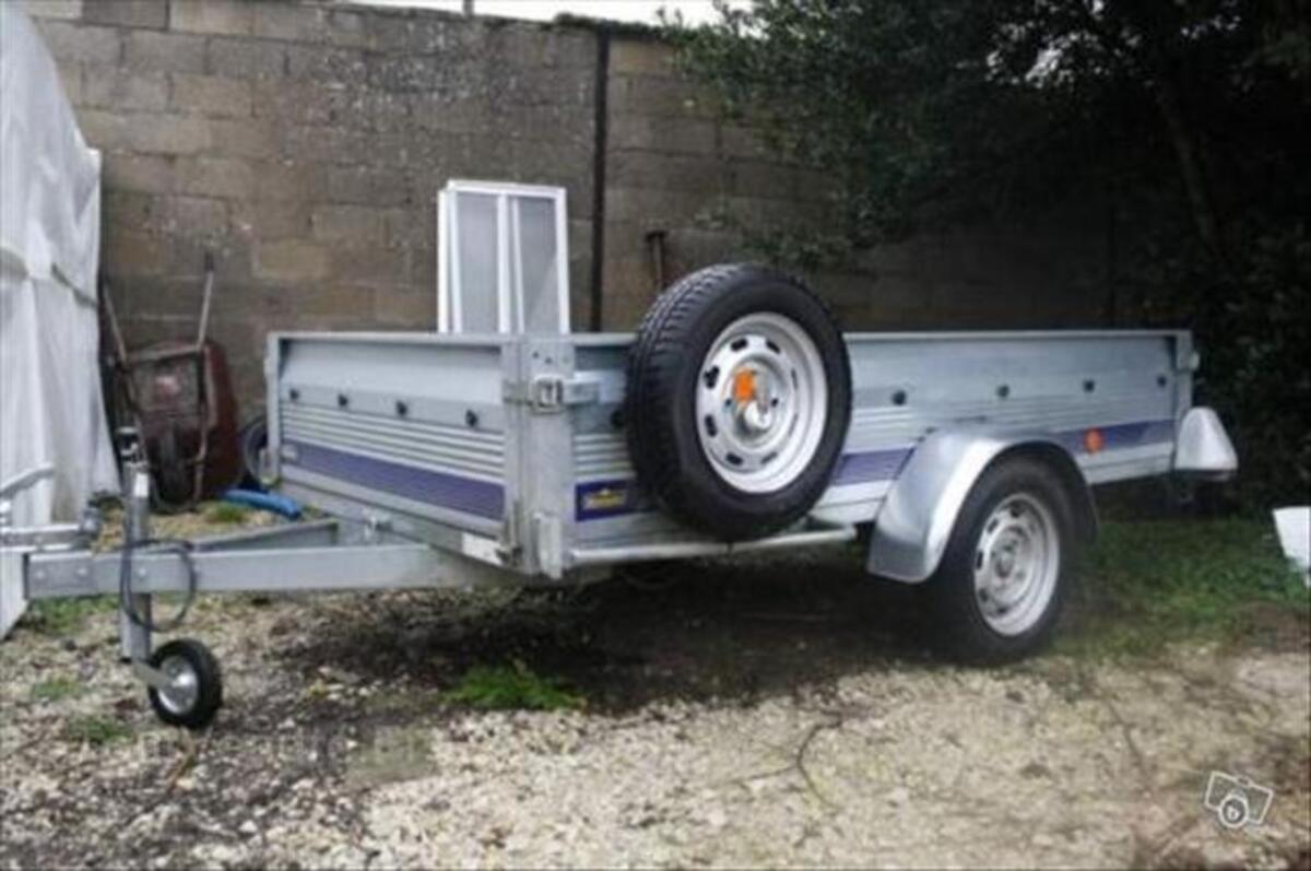 Remorque norauto 500 kgs --- 500 € 56523267