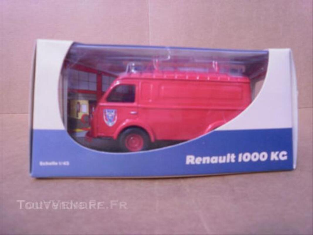Renault 1000 kg  pompiers 44995704