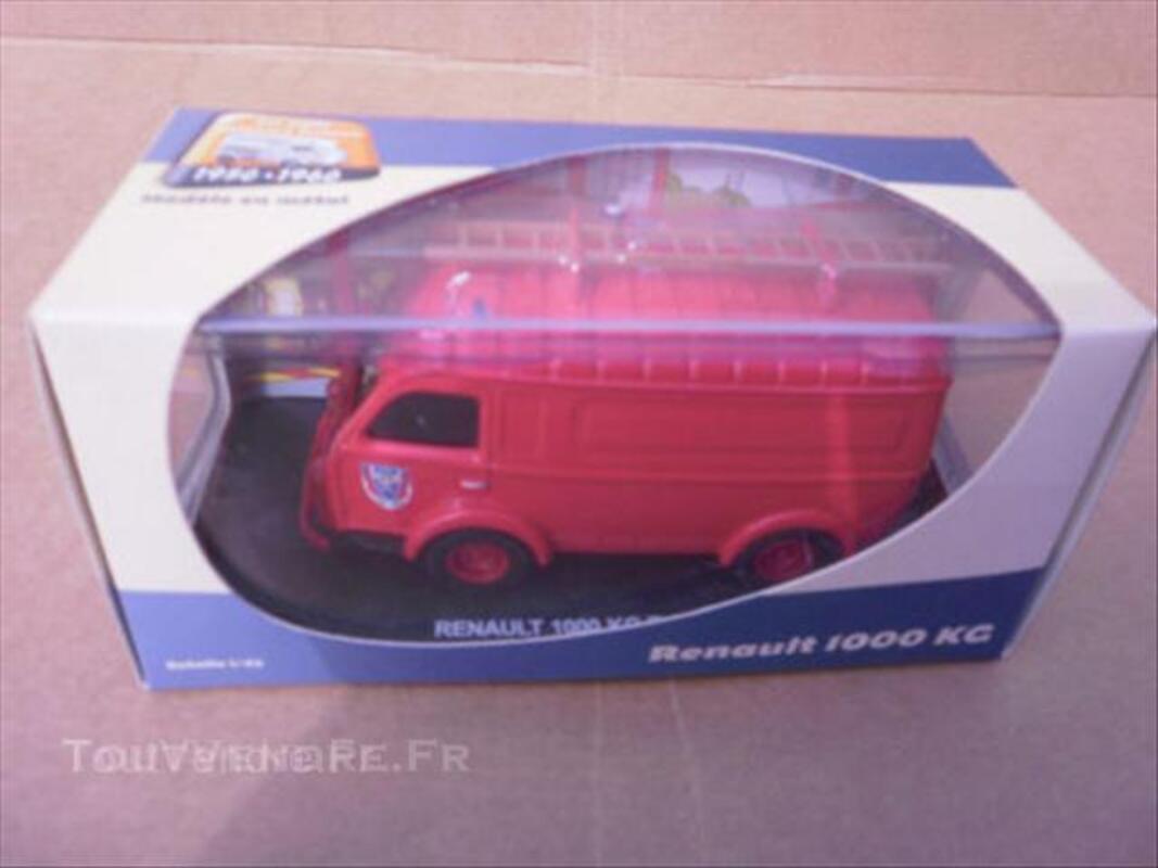 Renault 1000 kg  pompiers 44995705