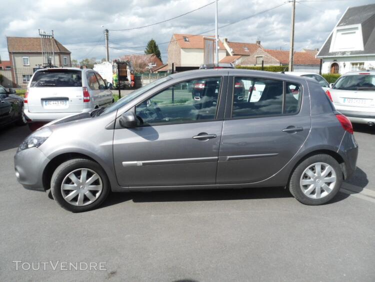 Renault clio 3 1.5 dci 1ere main 2012 60840 kms 128262922
