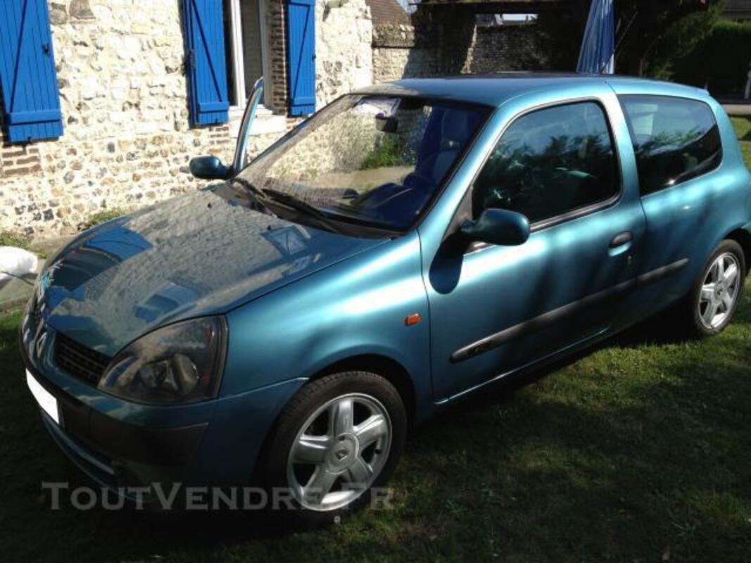 Renault Clio ii (2) 1.5 dci 80 dynamique 80452209