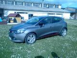 Renault Clio IV GPS DCI 90 INTENS ECO²