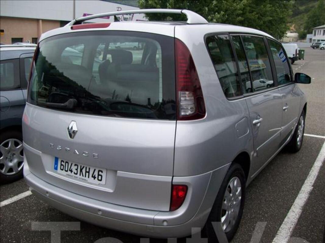 Renault grand espace ph2 2.0 dci 130 carminat 40044568