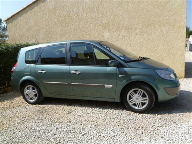 RENAULT GRAND SCENIC 7 PLACES TT OPTIONS 82208818