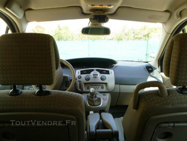 RENAULT GRAND SCENIC 7 PLACES TT OPTIONS 82208819