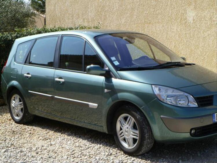 RENAULT GRAND SCENIC 7 PLACES TT OPTIONS 82208820