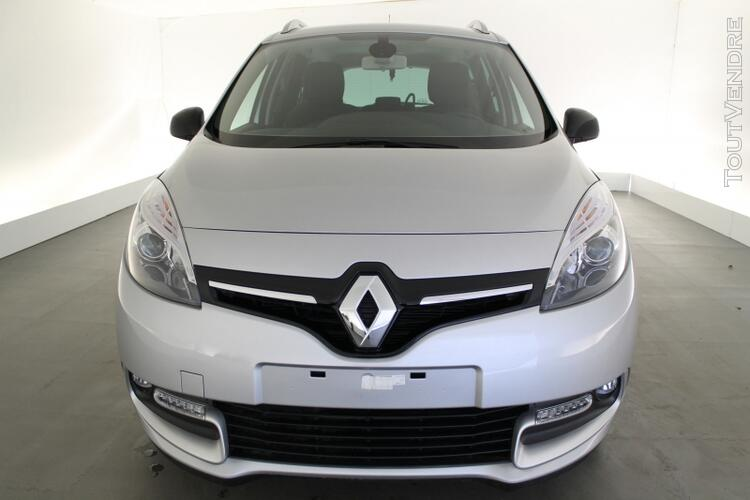 RENAULT Grand Scenic limited dci 110 7pl GPS 107821508