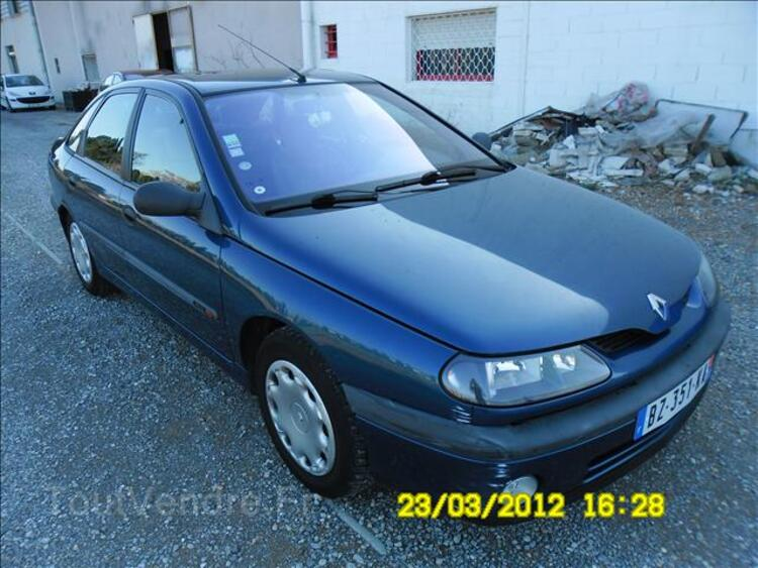 Renault laguna 1 phase 2 1.9l dti rxe 100500km rells 5cv 56603783