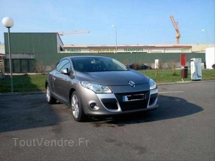 RENAULT MEGANE 3 COUPE TCE 130 64395412