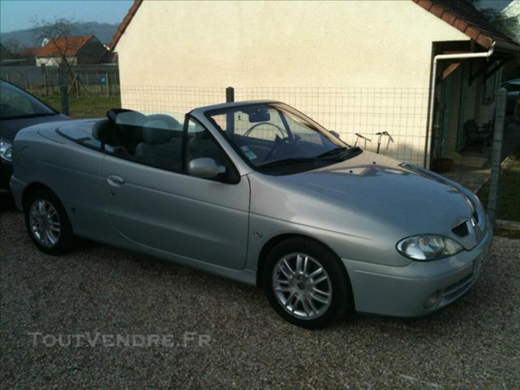 Renault Megane cabriolet Karmann  toutes options 84068505