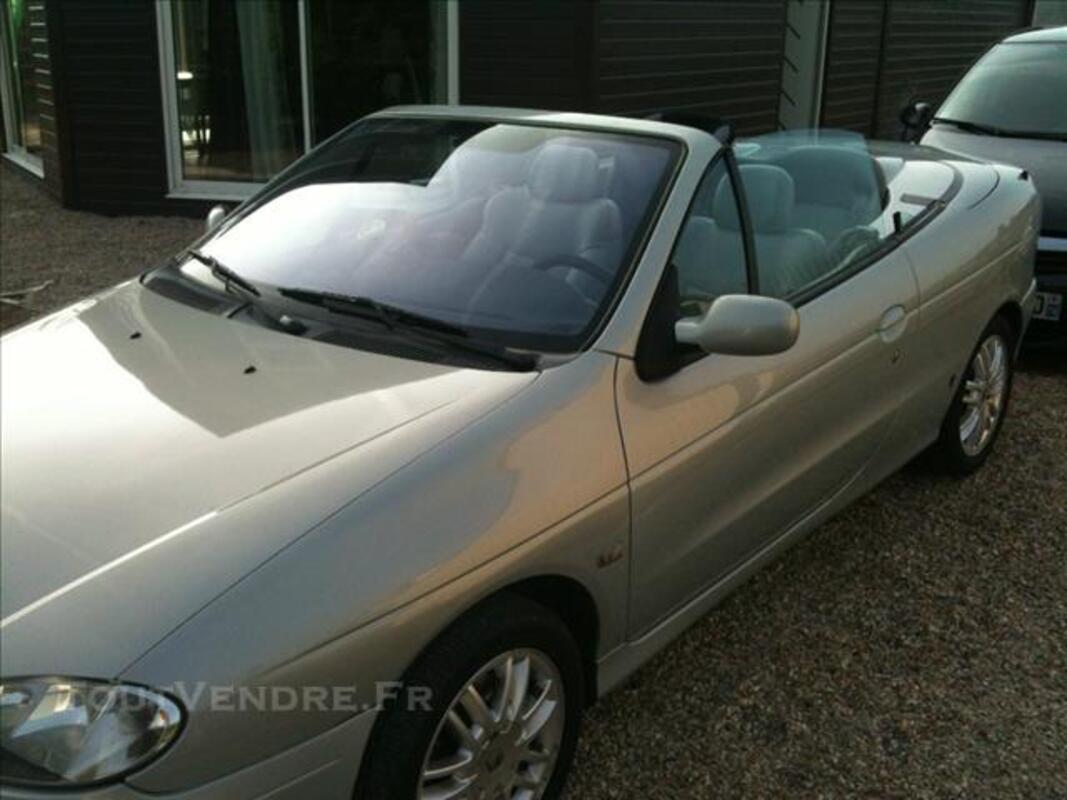 Renault Megane cabriolet Karmann  toutes options 84068507