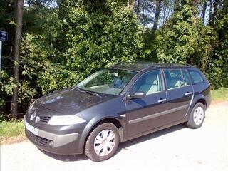 Renault Megane II Estate 1,5 dci 85 ch Expression Gris Eclip