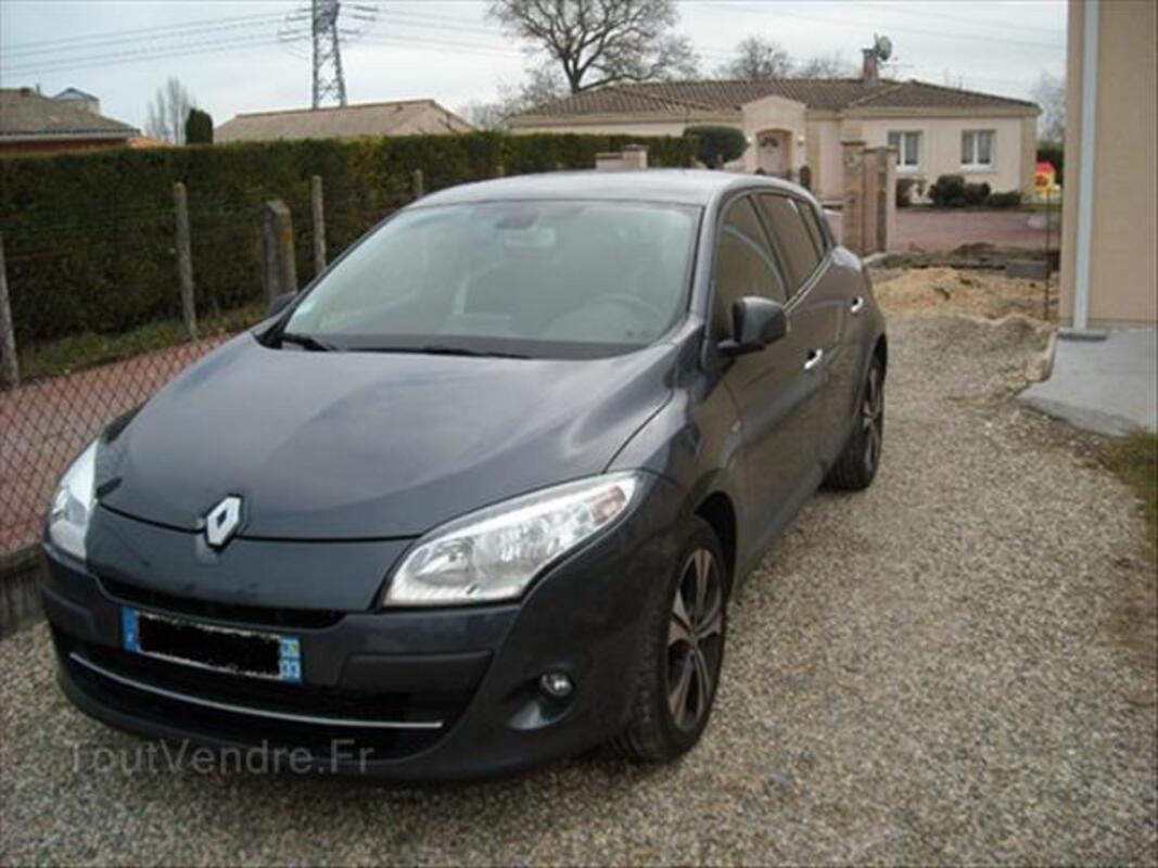 Renault mégane III 1.9d 130ch bose édition eco2 68005197