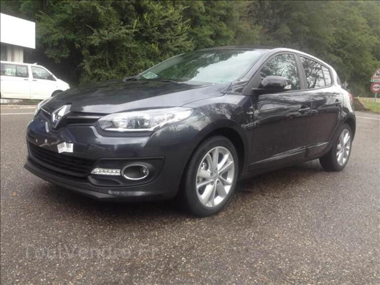 RENAULT MEGANE III (2) 1.5 DCI 110 ENERGY FAP LIMITED ECO2 94662470