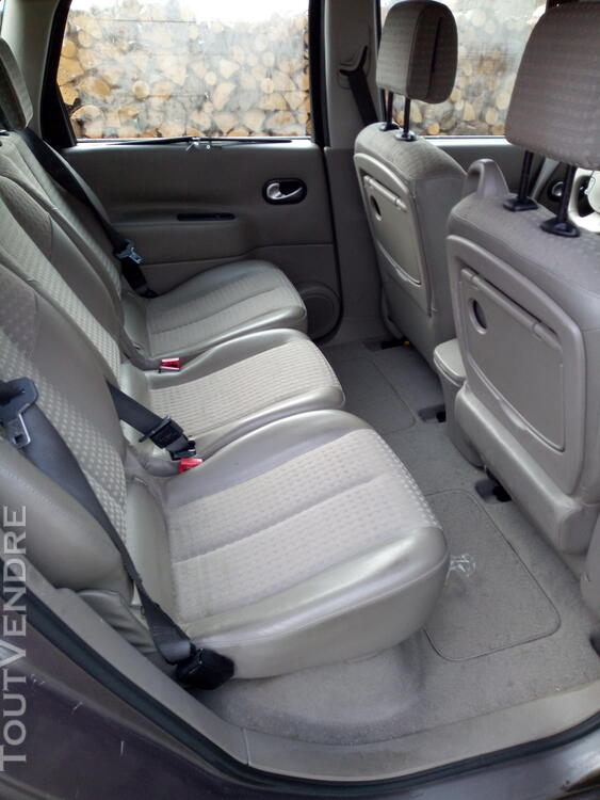 Renault Scénic 1.6 16V Pack clim privilège 599796092