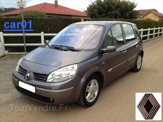 Renault scenic 1.9 dci 120 luxe privilege