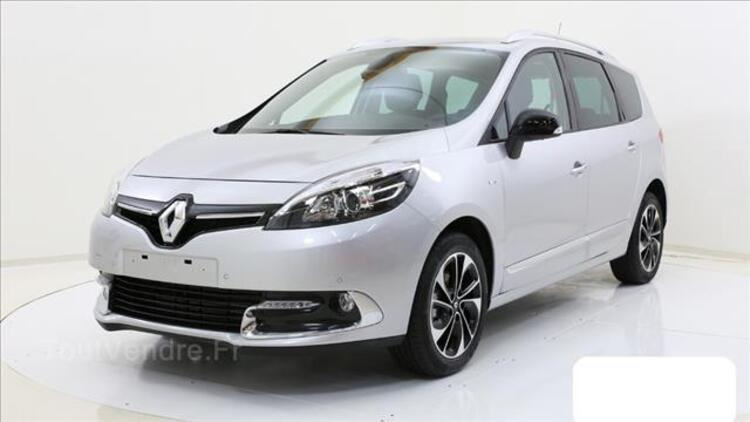 RENAULT SCENIC BOSE DCI 130 ENERGY TOIT PANORAMIQUE 92675090