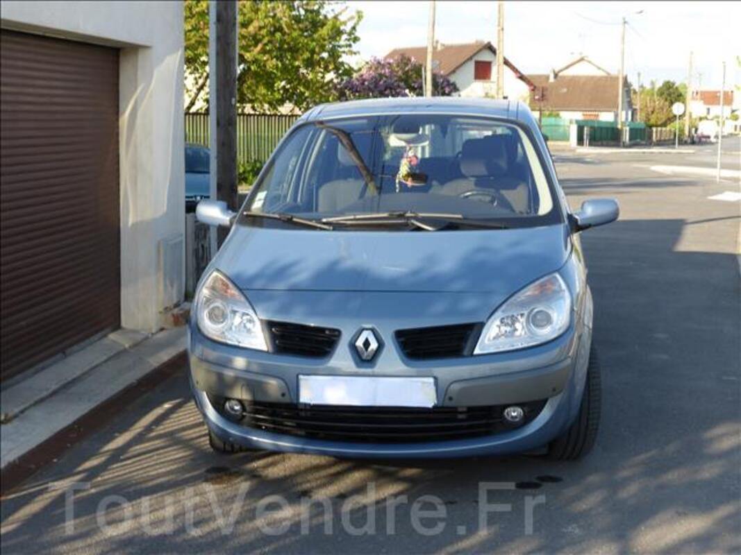 Renault scenic phase 2 130 dci dynamique 7 places 104981701