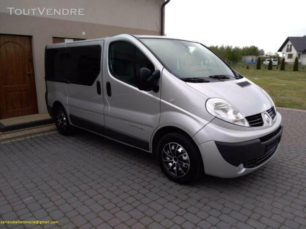 Renault Trafic 2.0 dCi 115 Passenger L1H1 Privilège 685089388