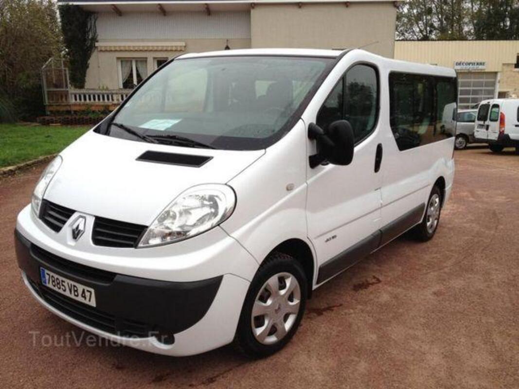 Renault Trafic ii passenger expression l1h1 1200kg 2.0 dci 1 72945414